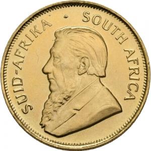 Südafrika, 1/2 oz Krügerrand, div. meist ältere Jahrgänge