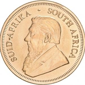 Südafrika, 1/4 oz Krügerrand, div. Jahrgänge
