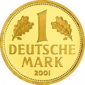 BRD, Goldmark 2001
