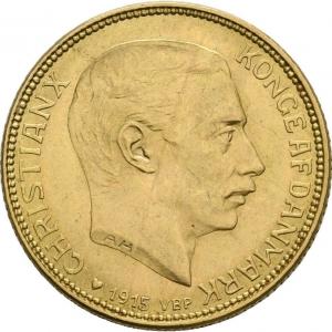Dänemark, 20 Kroner 1913-1931