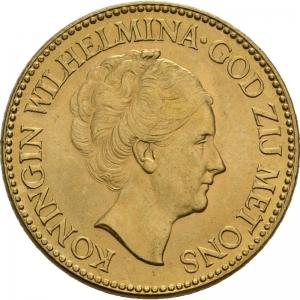 Niederlande, 10 Gulden 1911-1933