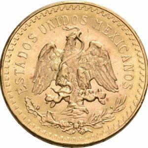 Mexiko, 50 Pesos 1921-1947