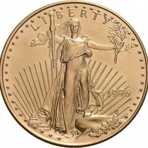 USA, 1/2 oz American Eagle, div. Jahrgänge